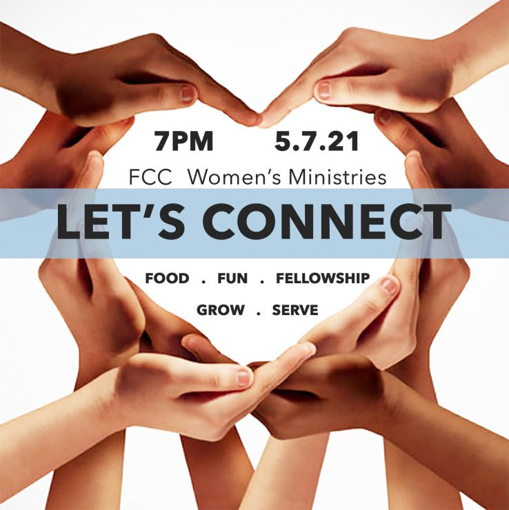 Women Meeting May 7th Flyer