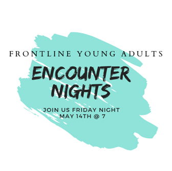 Frontline Young Adults Flyer