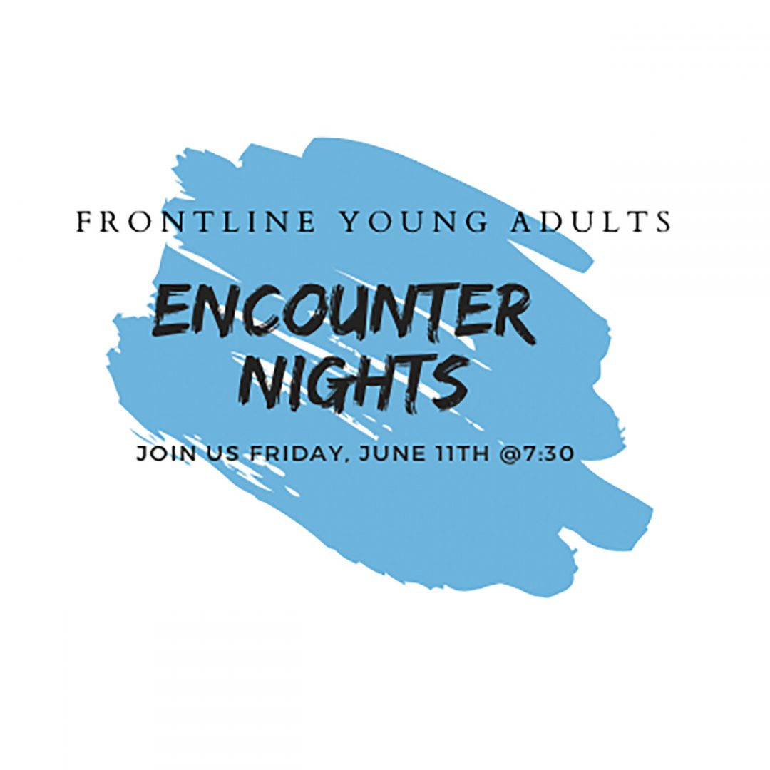 Young Adults Flyer